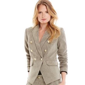 Guess by Marciano Frances Military Blazer